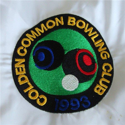 Colden Common Bowls Club Logo